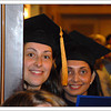 201006 MSPP Graduation : Pooja and Mathilde graduate with their Doctoral degrees from the Massachusetts School of Professional Psychology, June 6, 2010